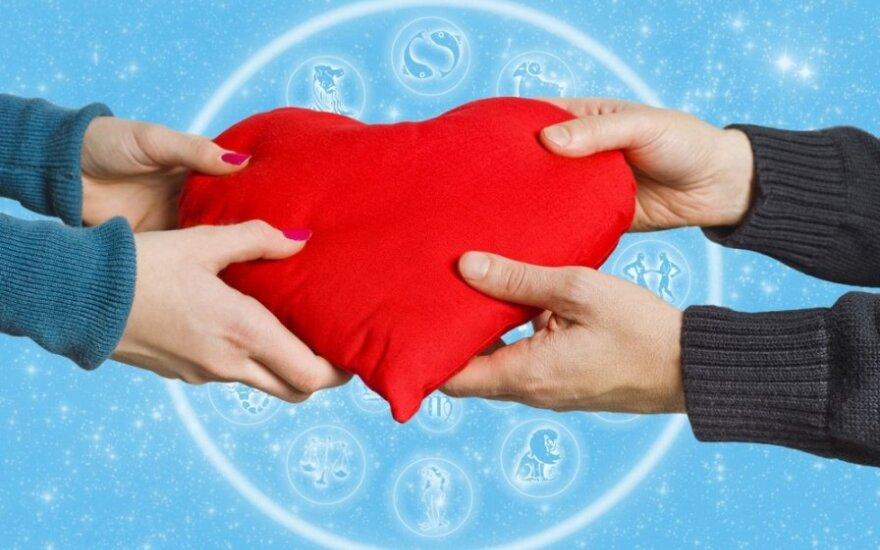 Meilės horoskopas: kas, kaip ir kokios meilės ieško?
