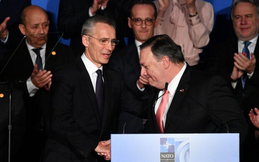 Vašingtone vyks NATO narių diplomatijos vadovų susitikimas