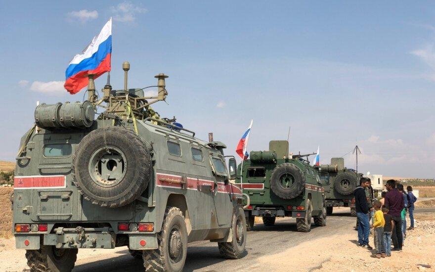 SOHR: Rusijos ir al-Assado pajėgos Sirijoje nužudė mažiausiai 21 civilį