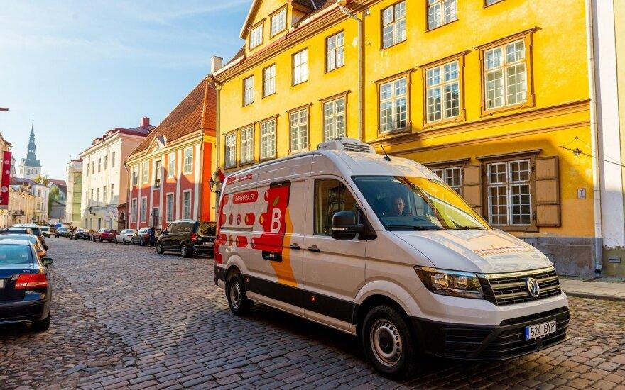 """""""Barbora"""" žengia į Estijos rinką"""