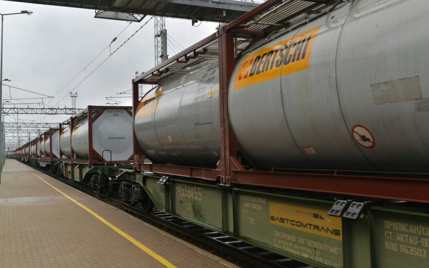 Fertilizer exports via Lithuania can be suspended if EU imposes sanctions for Belarus