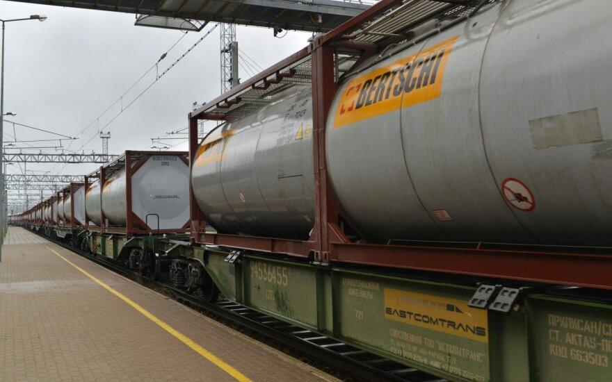 Kovoje dėl Kinijos krovinių Lietuva praranda pozicijas?