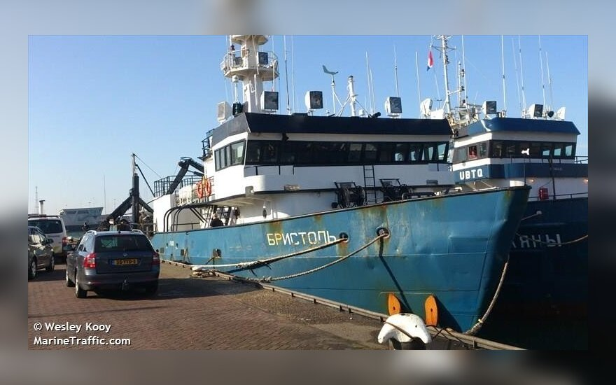 Russian court agrees to release Lithuanian ship on 2.25-million-euro bail