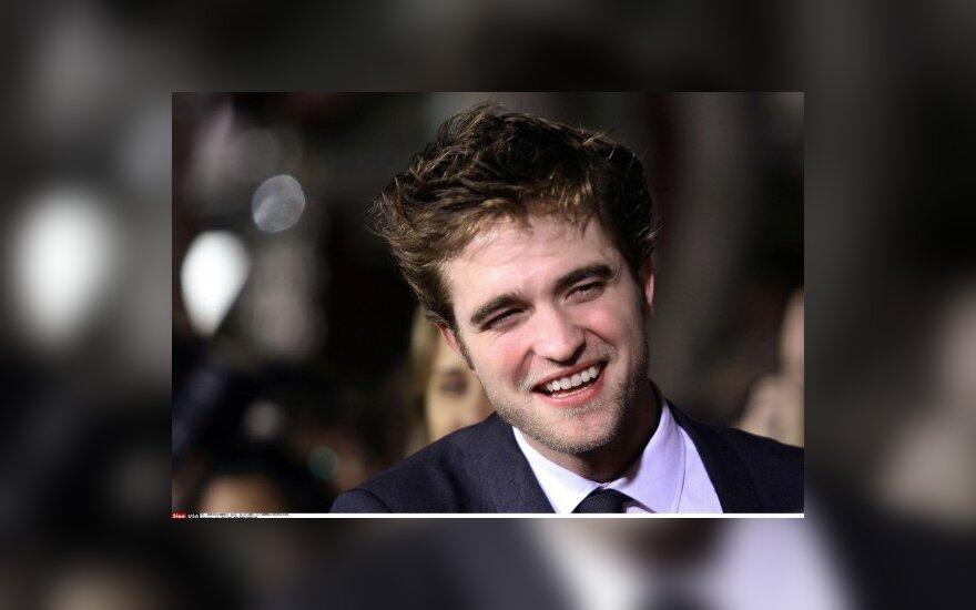 Robertas Pattinsonas