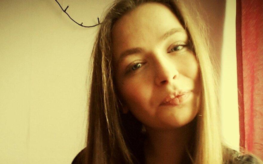 inkstų vėžiu susirgusi kėdainiškė Samanta Purvineckaitė