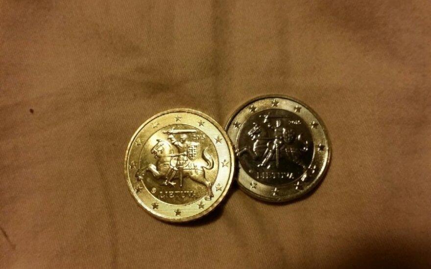 50 euro centų, asociatyvi nuotr.