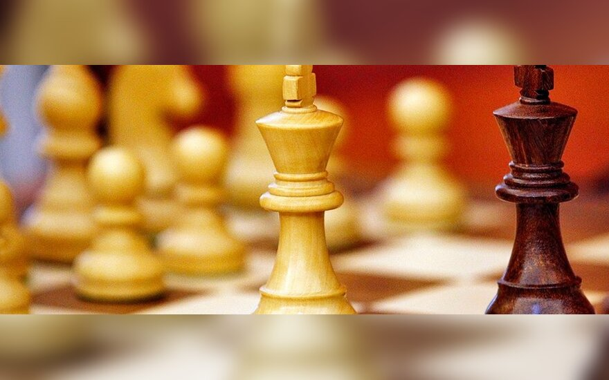 Šachmatų figūrėlės