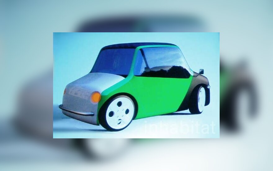 Fuse Project automobilis