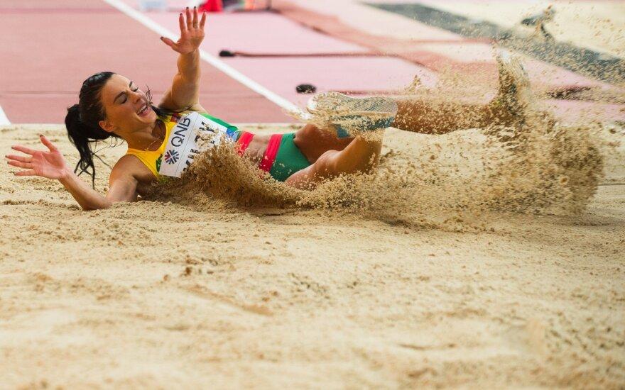 Pasaulio lengvosios atletikos čempionatas, Dovilė Kilty