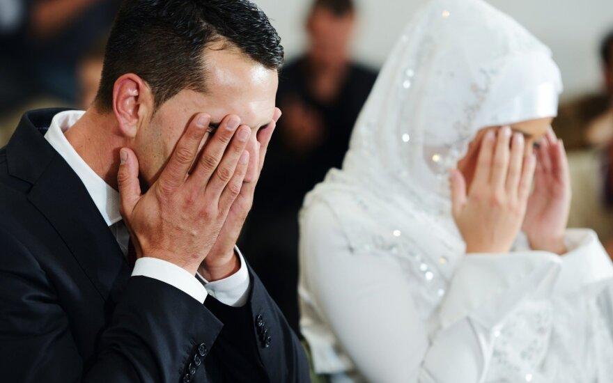 Iš musulmonų vestuvių grįžusi lietuvė: supratau, kokios laimingos esame