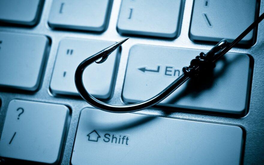 Kibernetinė duomenų vagystė – sena, kaip internetas, bet vis dar veikia