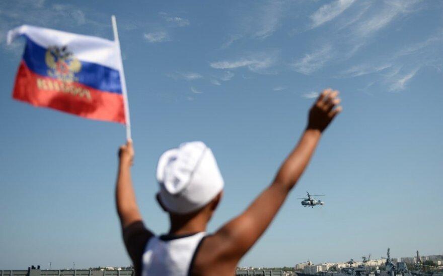 """Kremliaus analitikai prabilo apie """"galutinį JAV tikslą"""""""