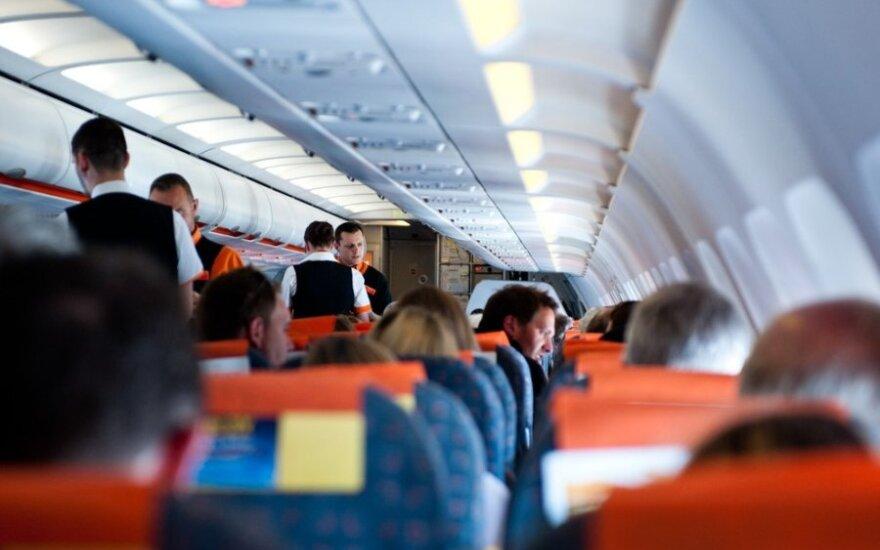 Oro linijų paslaptys, kurios pakeis jūsų požiūrį į skrydžius
