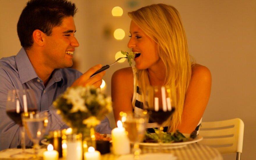 """<span class=""""delfi-highlight"""">Konkursas!</span> Romantiškos vakarienės receptai"""