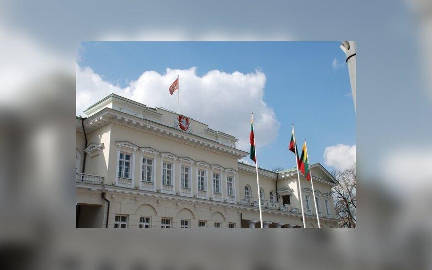 Kandidatų į komisijas paieškos - prezidentės ateities rūpestis