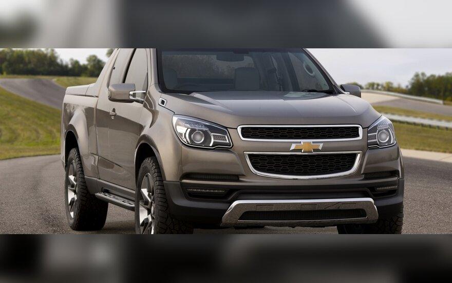 Chevrolet Colorado koncepcija