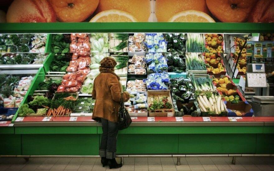 Daržovių krizė: kai kurių kaina pašoko apie 50 proc.
