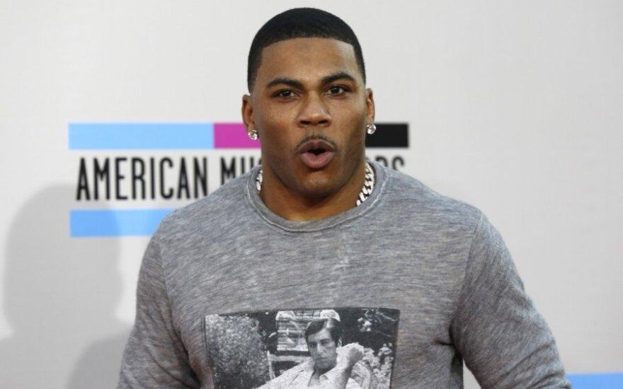 Į nemalonų incidentą patekusio Nelly turo planas nesikeičia - Vilnių sudrebins galingas pasirodymas
