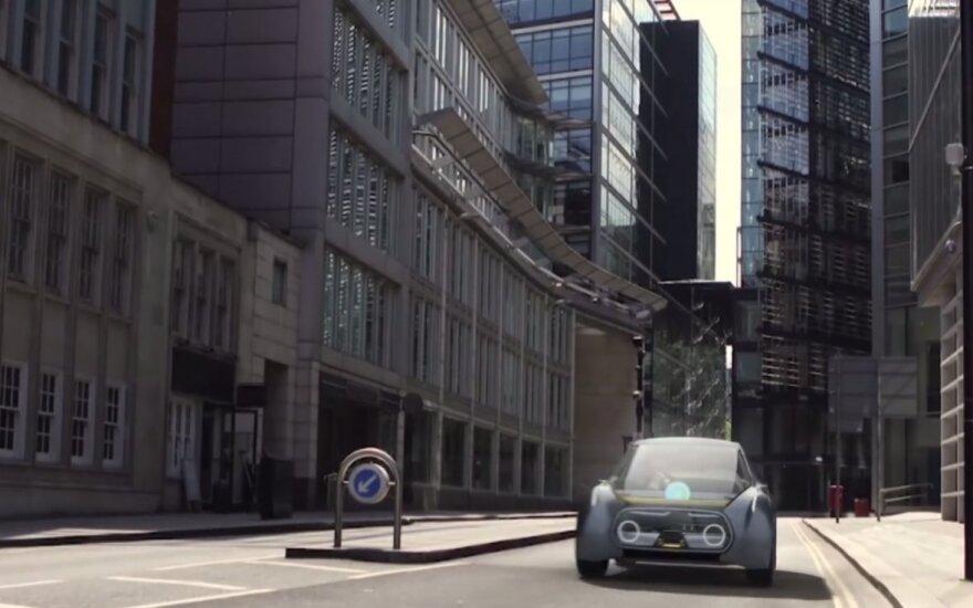 Ateities automobilis MINI