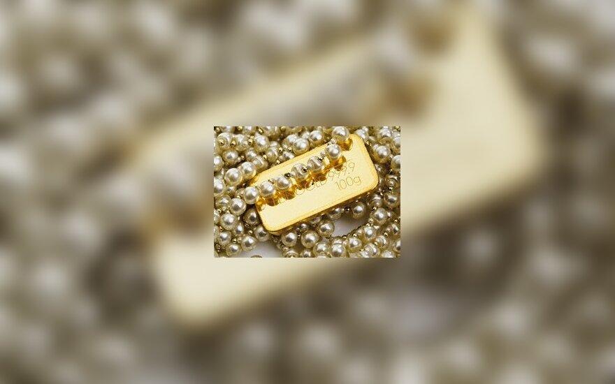 Auksas nebus pagrindinė Kinijos investicija