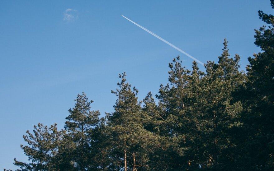 Volgograde dėl salono dehermetizacijos neplanuotai tūpė į Čeliabinską skridęs orlaivis