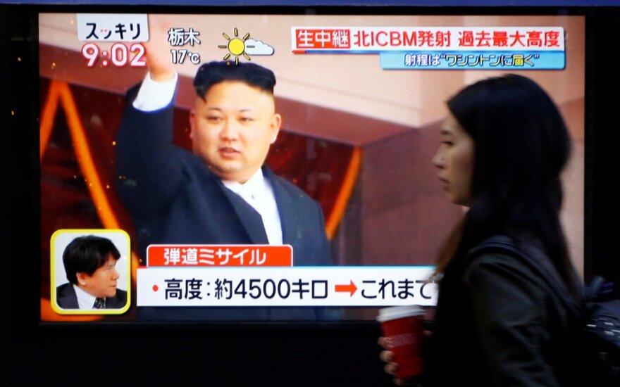 Šiaurės Korėja nusitaikė į bitkoinus – kėsintasi jų pavogti
