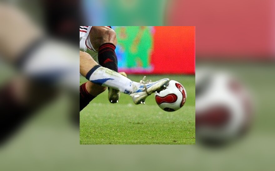 Futbolas, kamuolys, kova