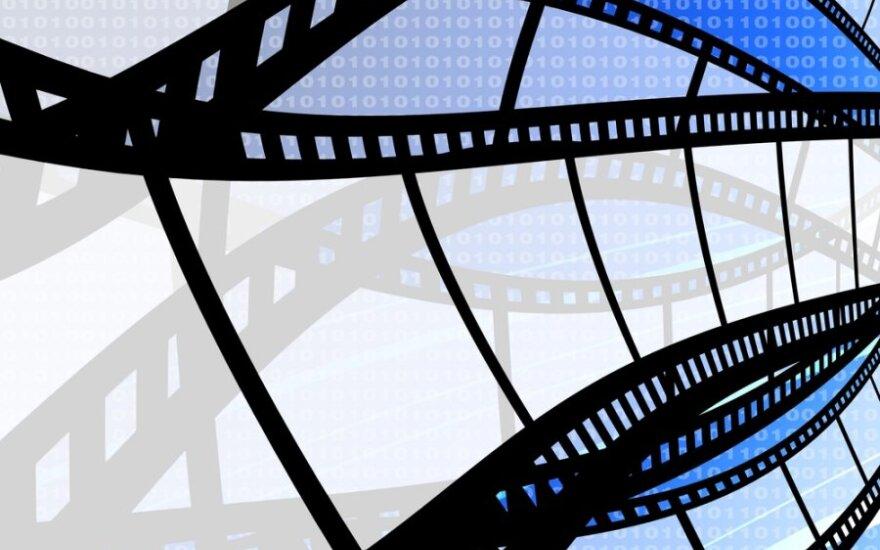 """Konkurse """"Kino olimpas"""" dalyvavę moksleiviai arbitrus nustebino kūrybingumu"""
