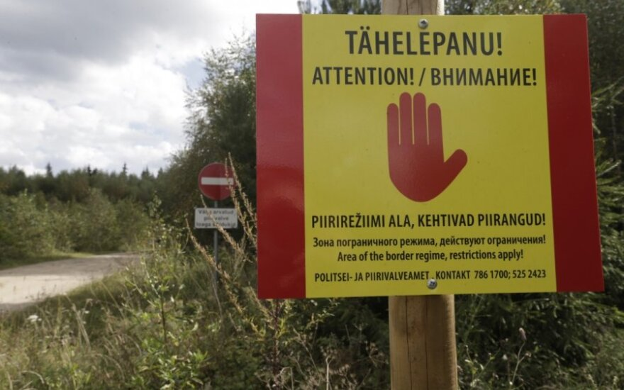 Baltic states refuse common border guard exercises with Russia