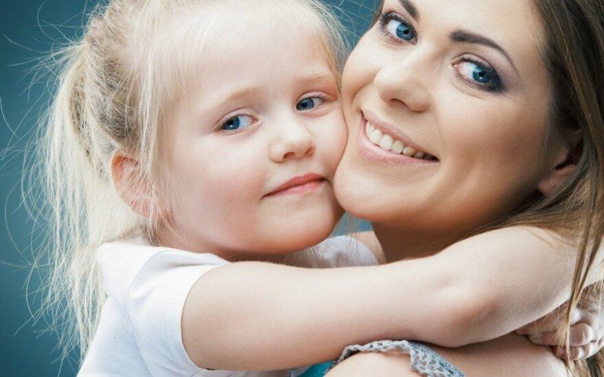 Vaikų auklėjimo klaidos, kurias daro visos mamos