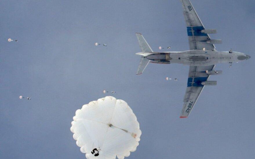 Rusijos lėktuvai įsibrovė į Estijos oro erdvę
