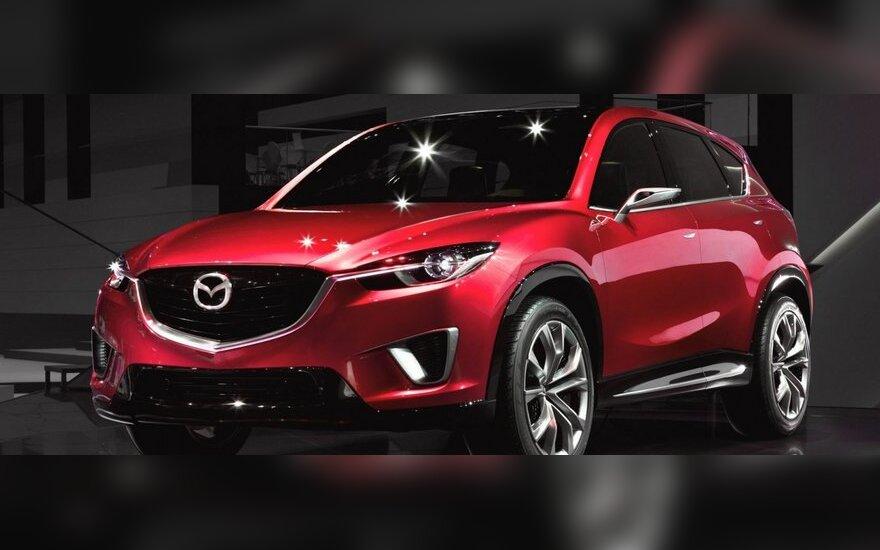 Mazda Minagi Concept