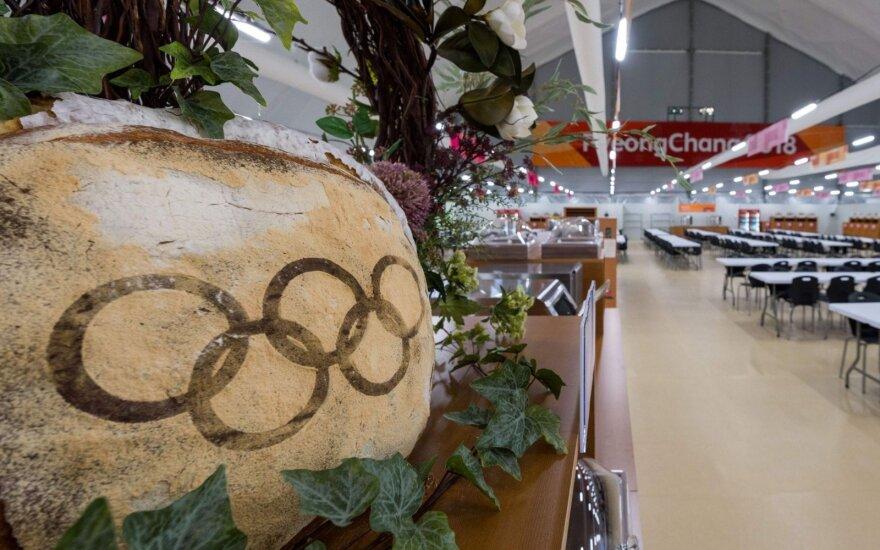 Pjongčango olimpinėms žaidynėms išleidžiami lietuviški pašto ženklai