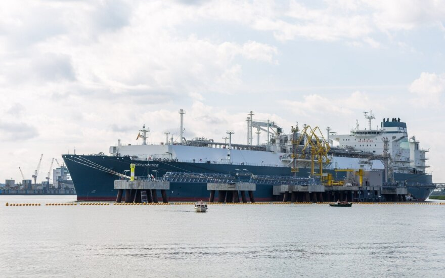 Presidential adviser has doubts over LNG terminal's maintenance model
