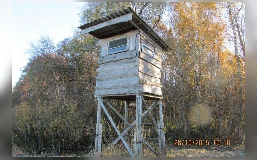 Medžiotojų bokštelis