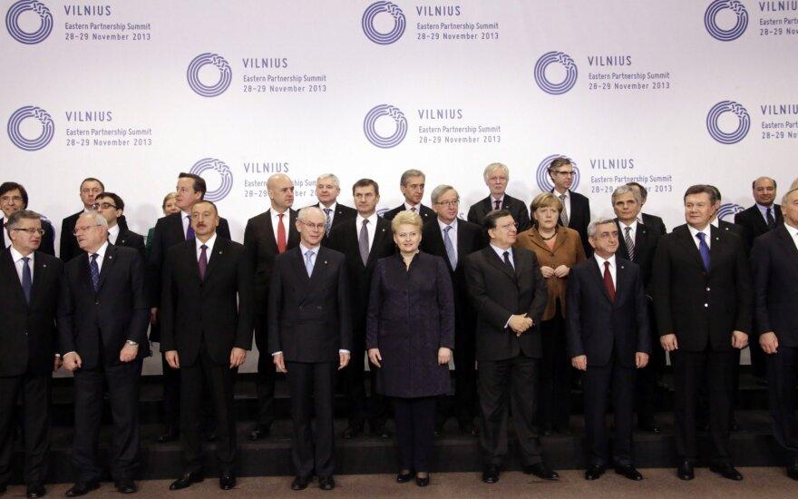 EU Eastern Partnership Programme 3rd summit