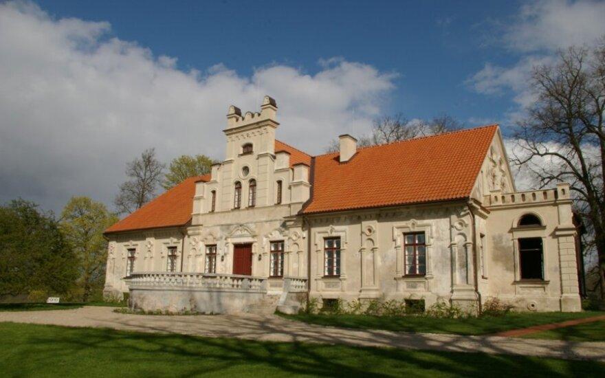 Lietuvos dvarai