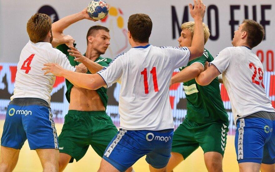 Negarbingas baltarusių poelgis išmetė Lietuvos rinktinę iš kovos dėl medalių