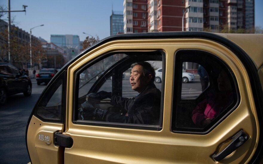 Elektromobilis Kinijoje