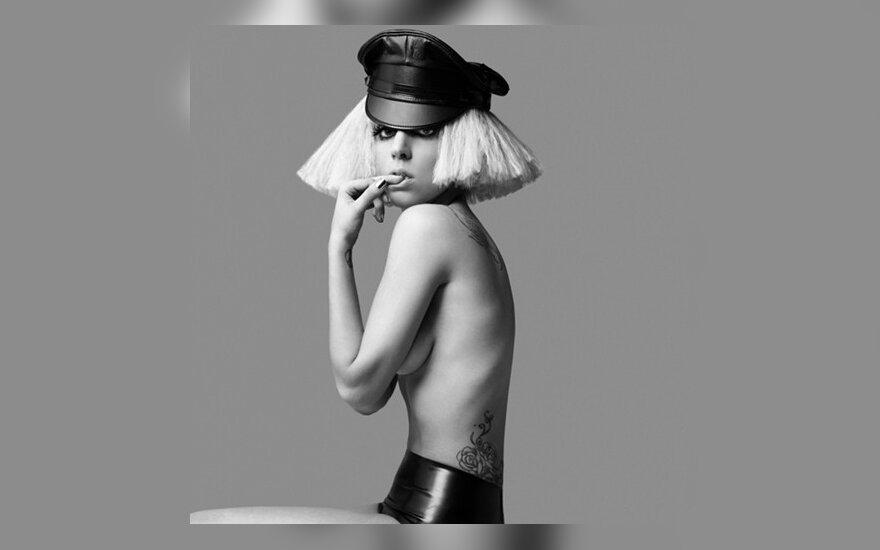 Lady Gaga                ladygaga.com nuotr.
