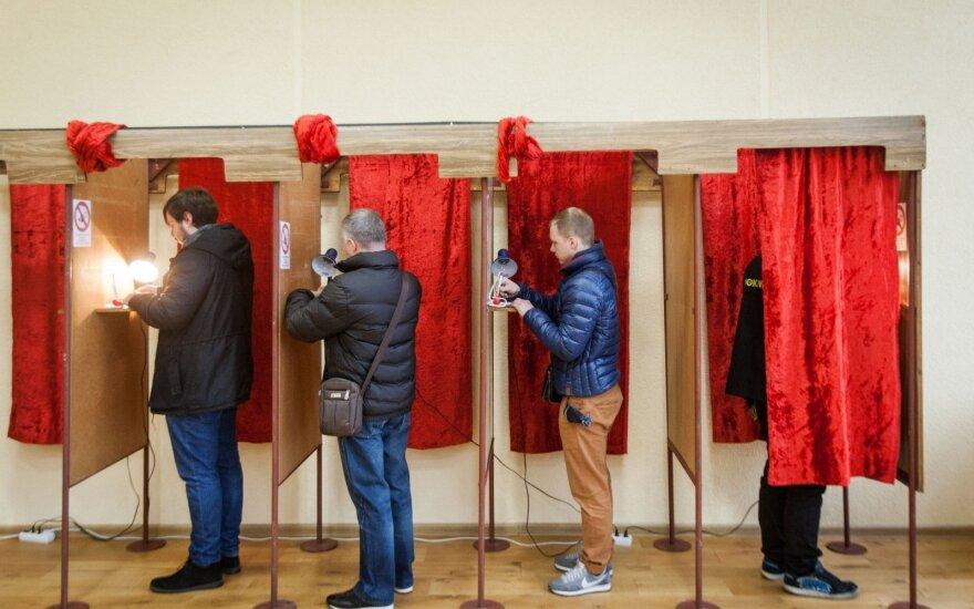 Kada Lietuvoje bus galima balsuoti internetu