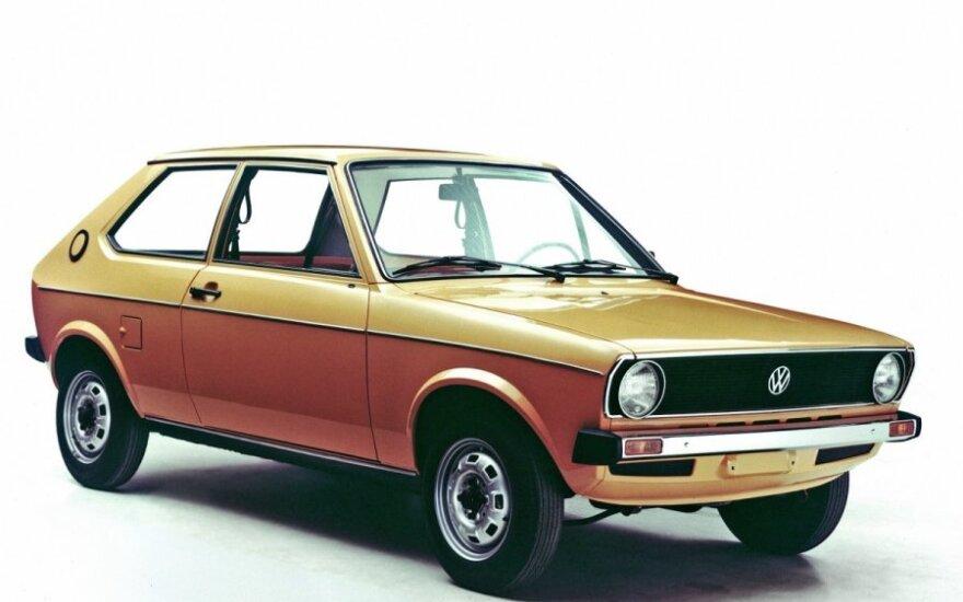 Volkswagen Polo (1975 m.)
