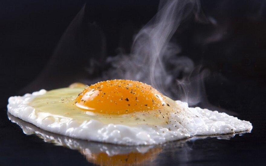 14 neįtikėtinų triukų su kiaušiniais