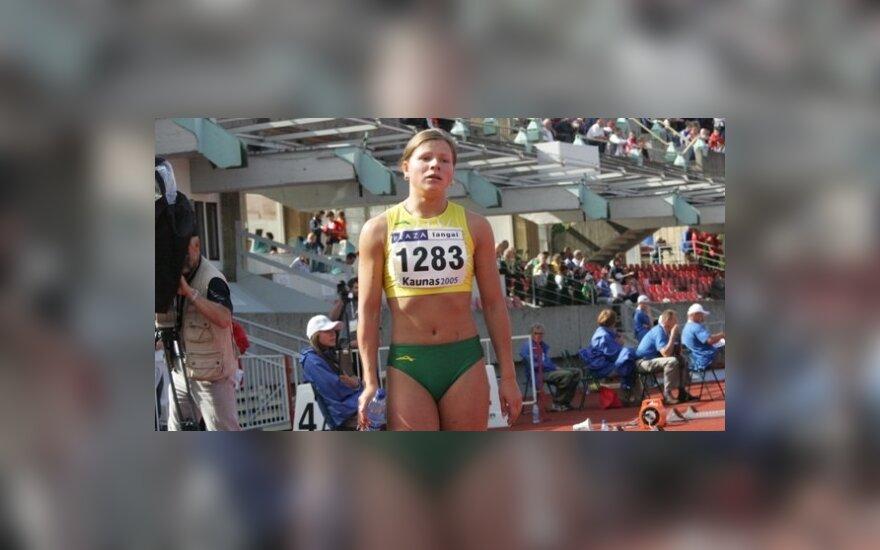 Europos čempionato medalius pristatę lengvaatlečiai tikisi juos išsaugoti Lietuvoje