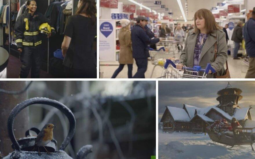 Nepavykusios kalėdinės reklamos