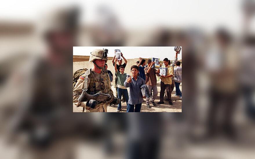 JAV karys Irake
