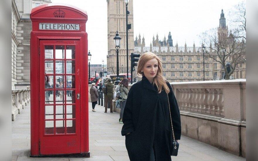 Dizainerė J. Stakauskaitė: Londone yra svarbesnių dalykų už madą