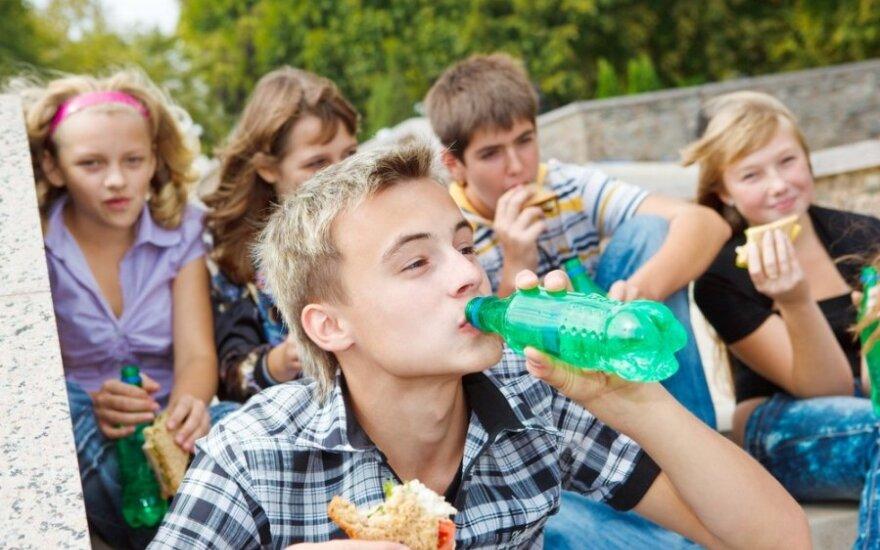 Paauglės akimis – apie Lietuvos jaunimą