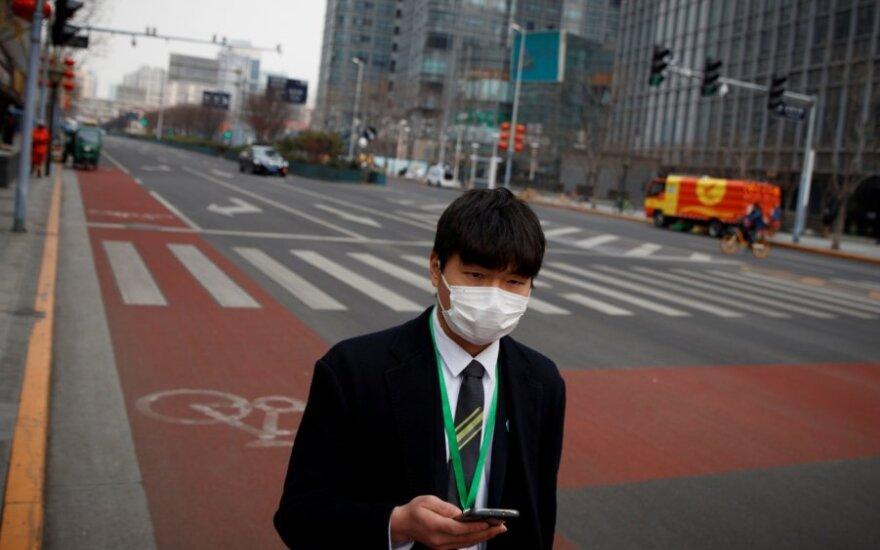 Koronavirusas Kinijoje