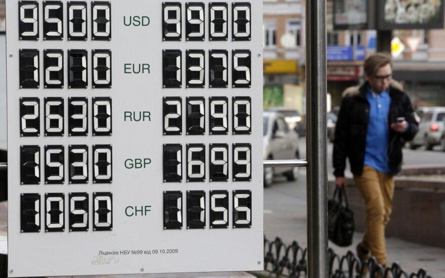 Įvardino patikimiausias pasaulio valiutas krizės atveju